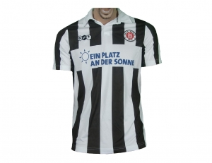 FC St. Pauli Trikot 2011/12 Home Do You Football