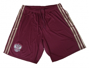 Russland RFU Fußball Shorts Trikothose 2015/17 Home Adidas