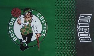 Boston Celtics NBA Fahne