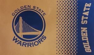 Golden State Warriors NBA Fahne