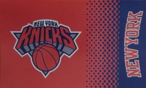 New York Knicks NBA Fahne