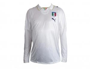 Italien Spieleredition Trikot Away 2009 Puma Player Issue LS L