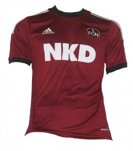 1. FC Nürnberg Trikot 2013/14 Home Adidas Gr.S