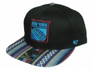 New York Rangers NHL Snapback Cap The Dude 47 Brand