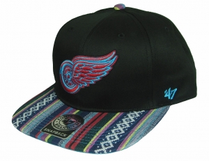 Detroit Red Wings NHL Snapback Cap The Dude 47 Brand