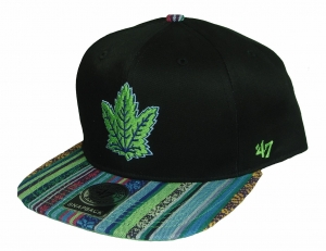Toronto Maple Leafs NHL Snapback Cap The Dude '47 Brand