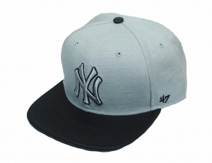 New York Yankees MLB Snapback Cap Riverside Captain 47 Brand