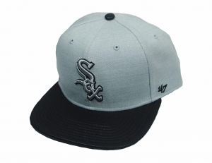 Chicago White Sox MLB Snapback Cap Riverside Captain 47 Brand
