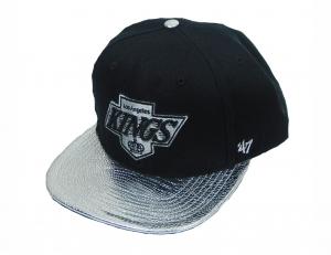 LA Kings NHL Snapback Cap Tragic Ride Vintage Hockey 47 Brand