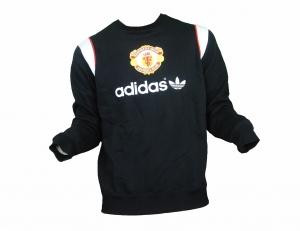Manchester United Trainingstop Sweatshirt Retro Adidas