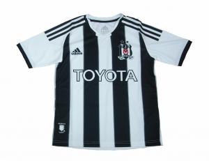 Besiktas Istanbul Trikot 2013/14 Home Adidas Kindergröße
