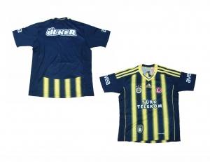Fenerbahçe Istanbul Trikot 2013/14 Home Adidas Kindergröße