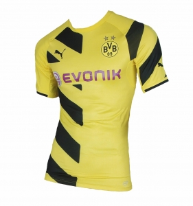Borussia Dortmund Trikot Home Puma 2014/15 Authentic Version ACTV