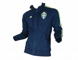 Schweden Hoodie Sweatjacke Adidas SVFF Navy Full Zip