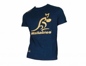 Australien Rugby T-Shirt Wallabies Asics