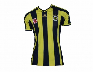 Fenerbahçe Istanbul Trikot 2014/15 Home Adidas