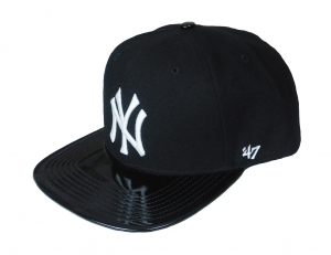 New York Yankees MLB Snapback Baseball Cap Shinedown 47 Brand
