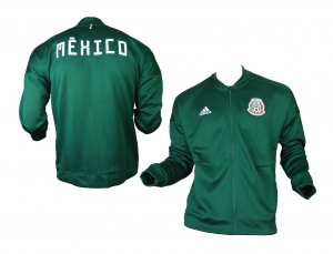 Mexiko Fußballnationalmannschaft FMF Trainingsjacke ZNE Adidas 2018