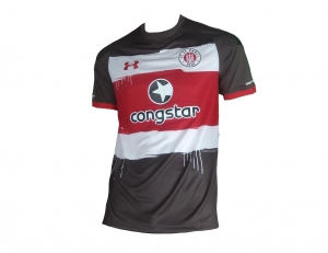 FC St. Pauli Trikot 2017/18 Home Under Armour