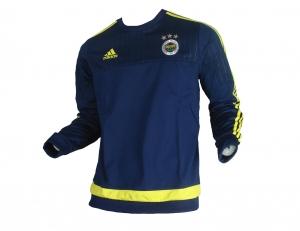 Fenerbahçe Istanbul Trainingstop Sweatshirt 2015/16 Adidas