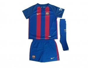FC Barcelona Minikit Trikot Set Kindergröße Home Nike 2016/17