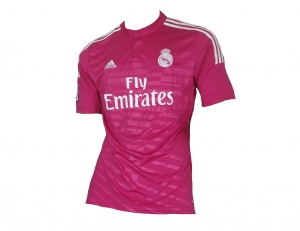Real Madrid Trikot 2014/15 Away Adidas Pink