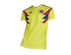 Kolumbien Trikot Nationalmannschaft Kindergröße Adidas 2018 Home