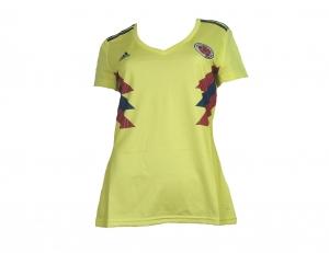 Kolumbien Trikot Home Adidas Damengröße 2018