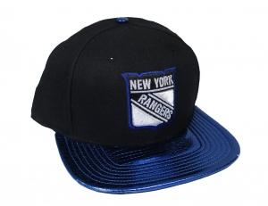 New York Rangers NHL Snapback Cap Tragic Ride Blue 47 Brand