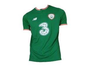 Irland Trikot Home Nationalmannschaft 2017/18 Kindergröße New Balance