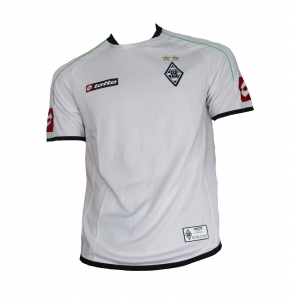 Borussia Mönchengladbach Trikot 2012/13 Home Lotto Playerissue ohne Sponsor
