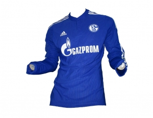 FC Schalke 04 Trikot 2014/15 Home Adidas Spieleredition Adizero LS
