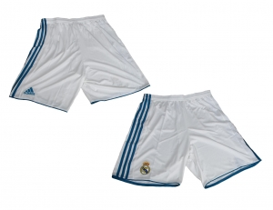 Real Madrid Home Shorts/Hose 2017/18 Adidas