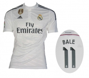 Real Madrid Trikot 2014/15 Home Adidas Gareth Bale