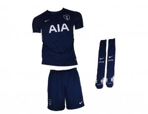 Tottenham Hotspur Trikot Set Kindergröße Away Nike 2017/18