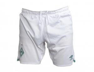 SV Werder Bremen Shorts/Short 2019/20 Home Umbro