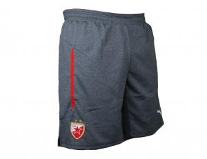 Roter Stern Belgrad Trainingshorts Puma Grey