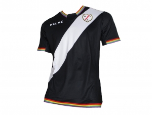 Rayo Vallecano Trikot Third Kelme 2017/18
