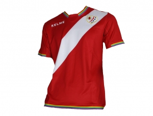 Rayo Vallecano Trikot Away Kelme 2017/18