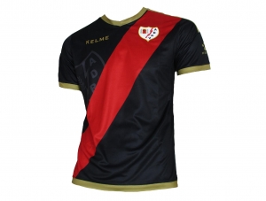 Rayo Vallecano Trikot Away Kelme 2018/19