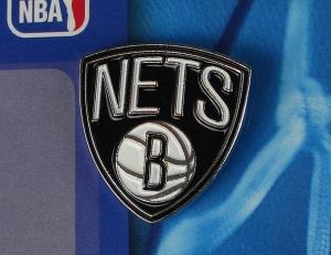 Brooklyn Nets NBA Anstecker/Pin