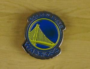 Golden State Warriors NBA Anstecker/Pin