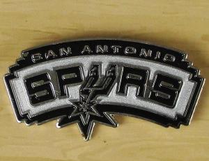 San Antonio Spurs NBA Anstecker/Pin
