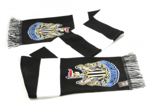 Newcastle United Jacquard Fanschal