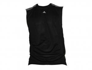 Adidas Tank Basketball/Fitnessshirt Black#