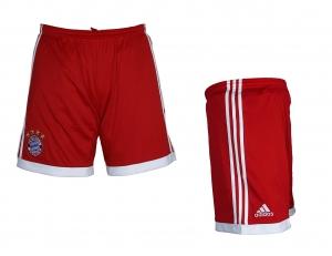 FC Bayern München Trikot Hose Shorts 2017/18 Home Adidas
