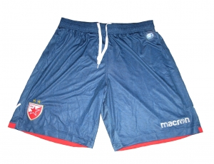 Roter Stern Belgrad Away Shorts Macron 2018/19