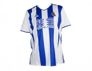 Real Sociedad San Sebastián Trikot 2016/17 Home Adidas
