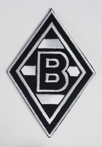 Borussia Mönchengladbach Aufnäher 9x6cm Gladbach Badge Patch