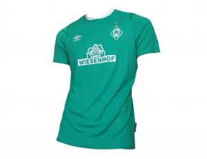 SV Werder Bremen Trikot Home 2019/20 Umbro Junior Kindergröße